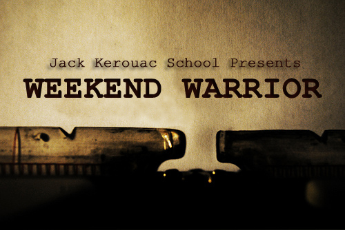 typed weekend warrior copy
