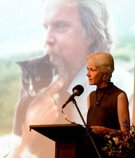 Memorial Service for Poet Anselm Hollo
