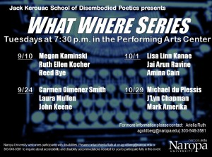 WHAT WHERE SERIES--new version