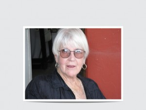 joanne kyger photo credit Donald Guravich